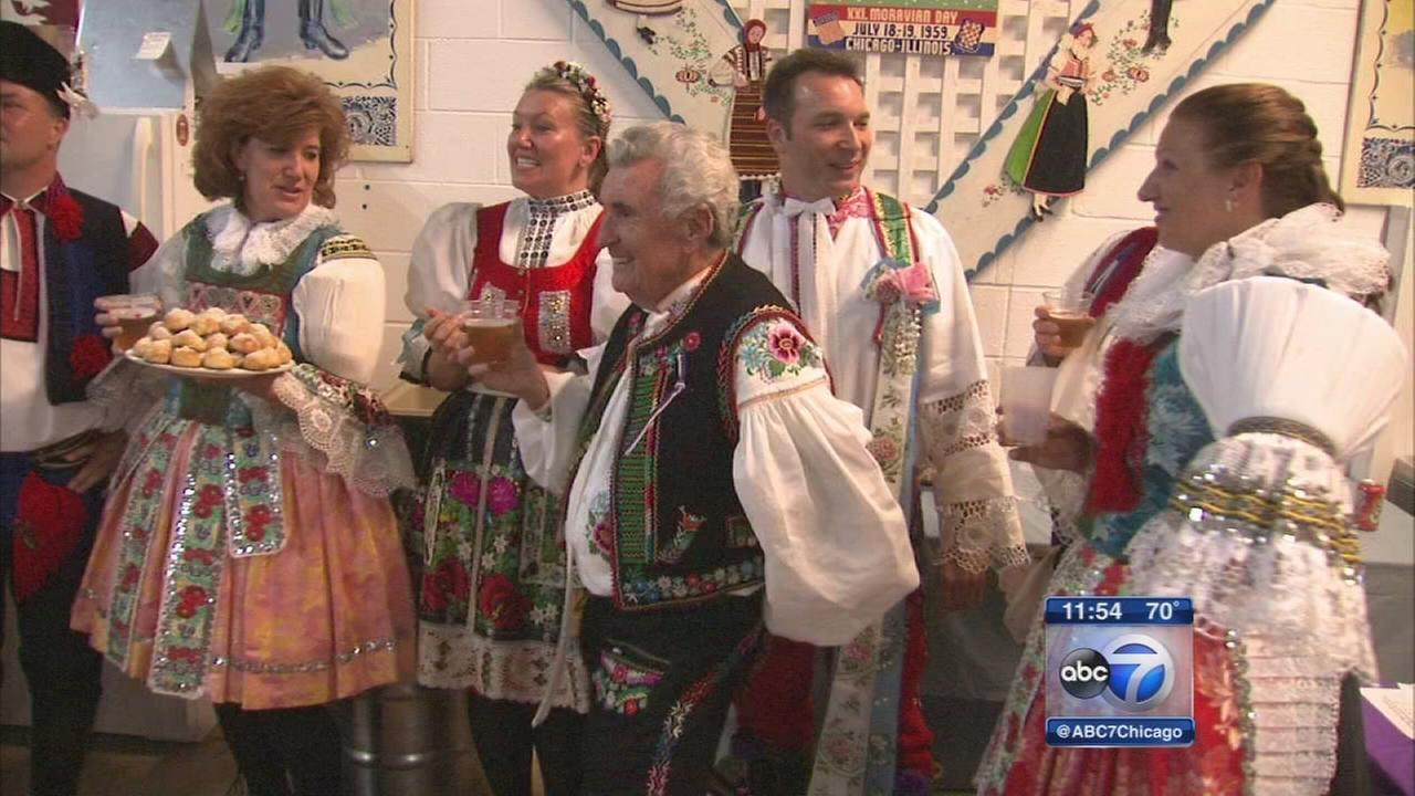 Moravian Day Festival celebrated in Lemont