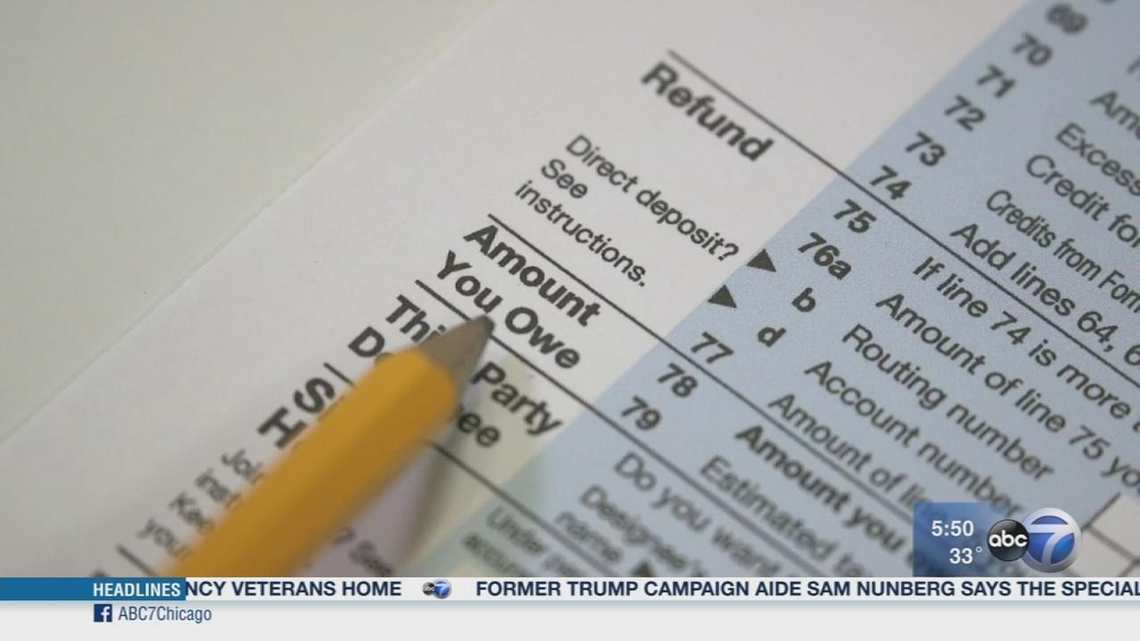 Consumer Reports: File your taxes early