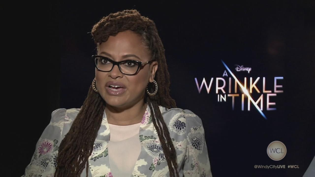 ?Wrinkle in Time? director Ava Duvernay