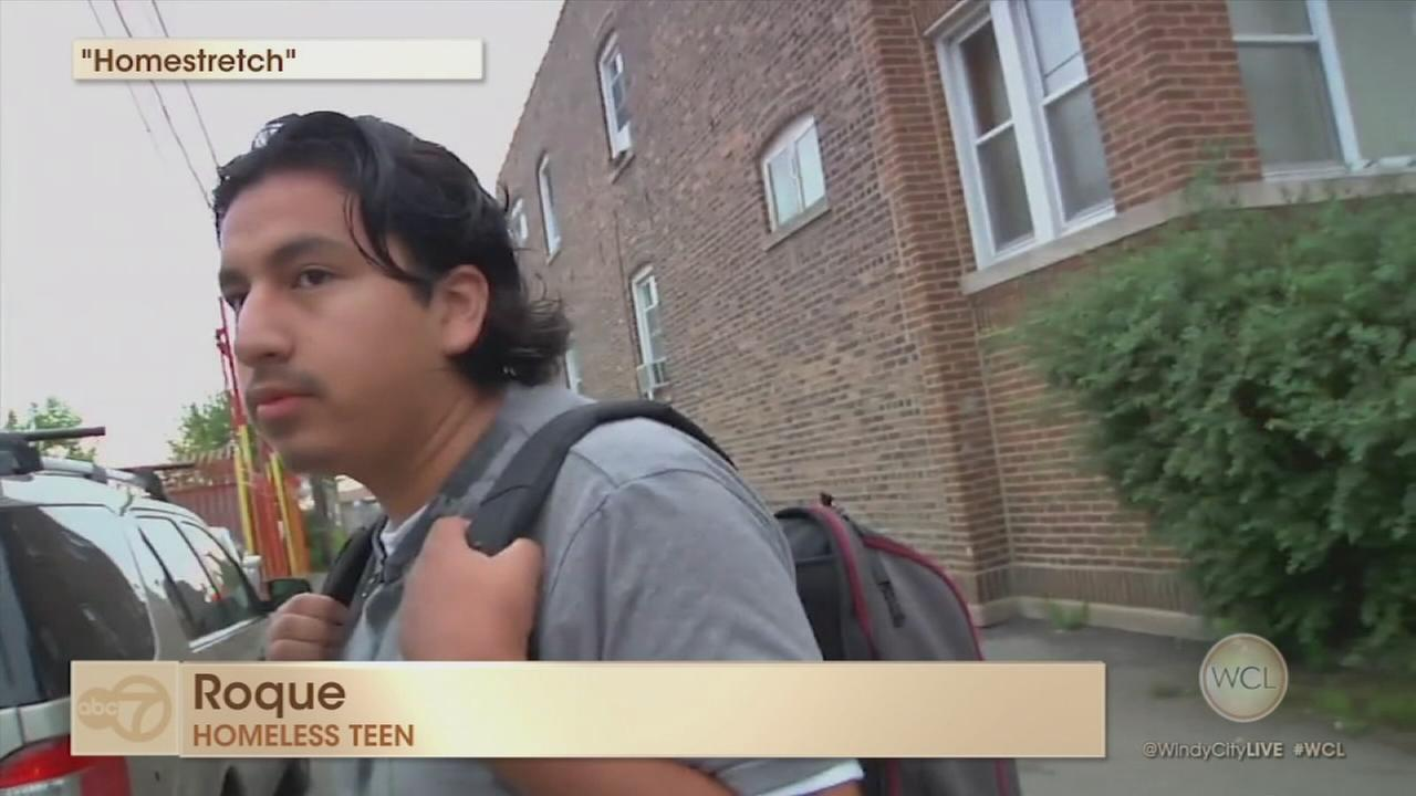 Homestretch documentary looks at homeless youth in Chicago