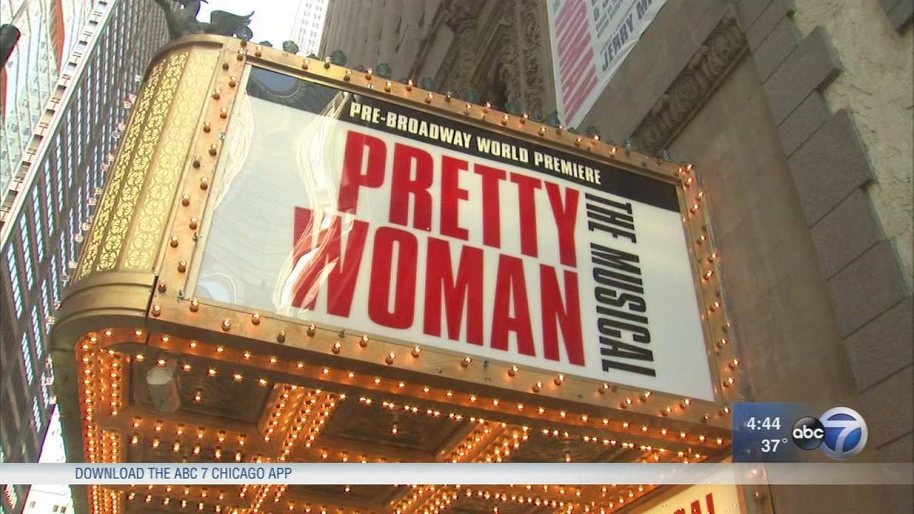 Pretty Woman: The Musical hits Chicago stage next week