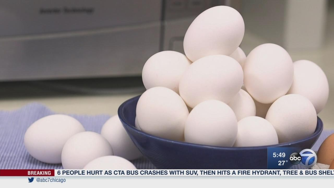 Consumer Reports: Eat eggs for your health