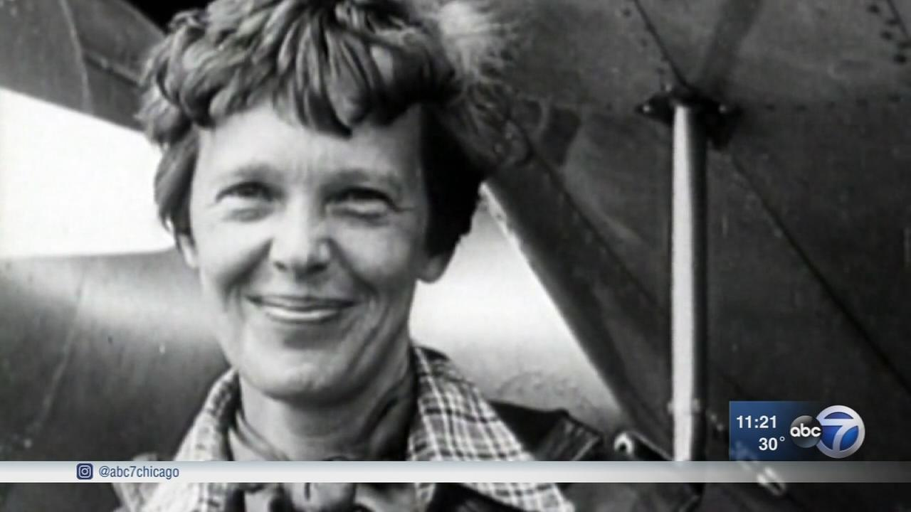 Professor believes bones found on Pacific island belong to Amelia Earhart
