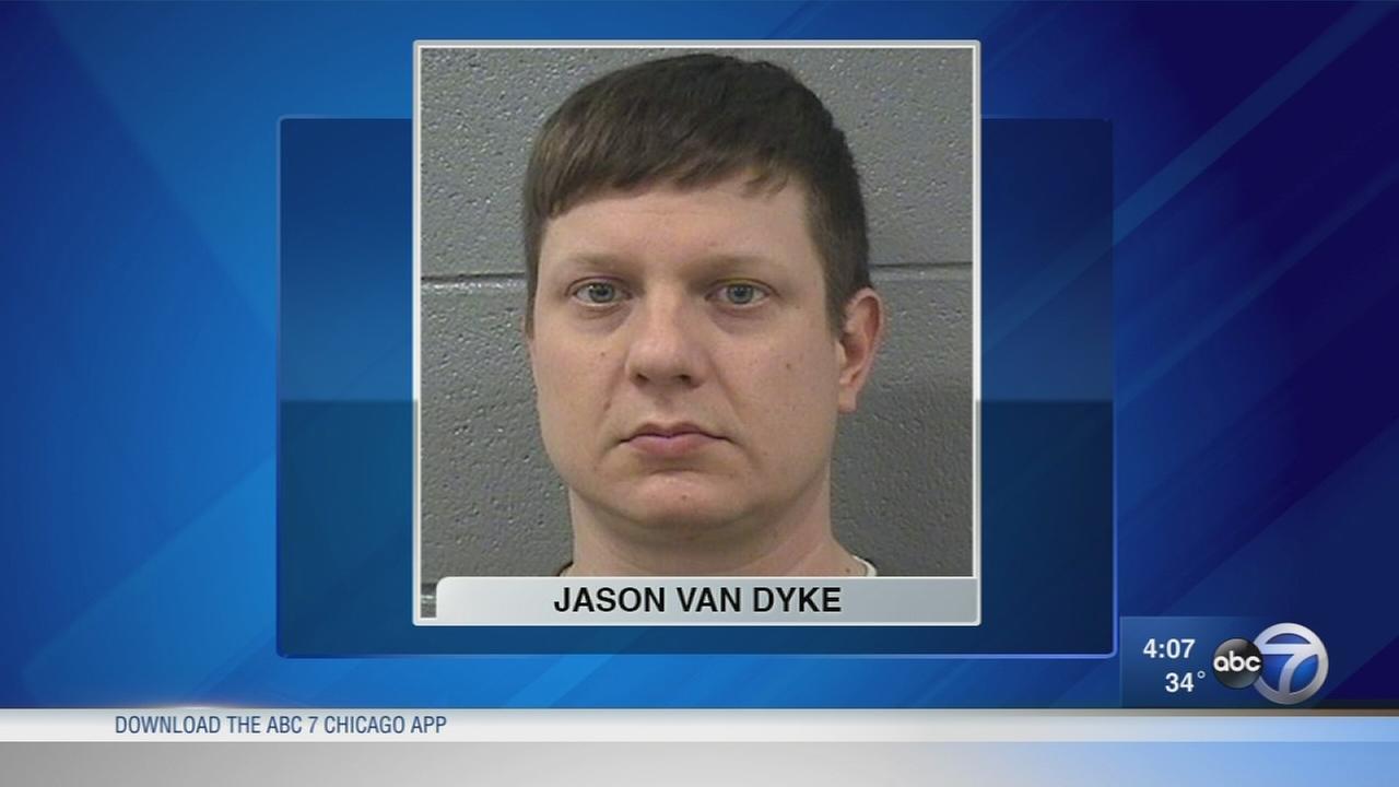 Van Dyke lawyers seek change of venue