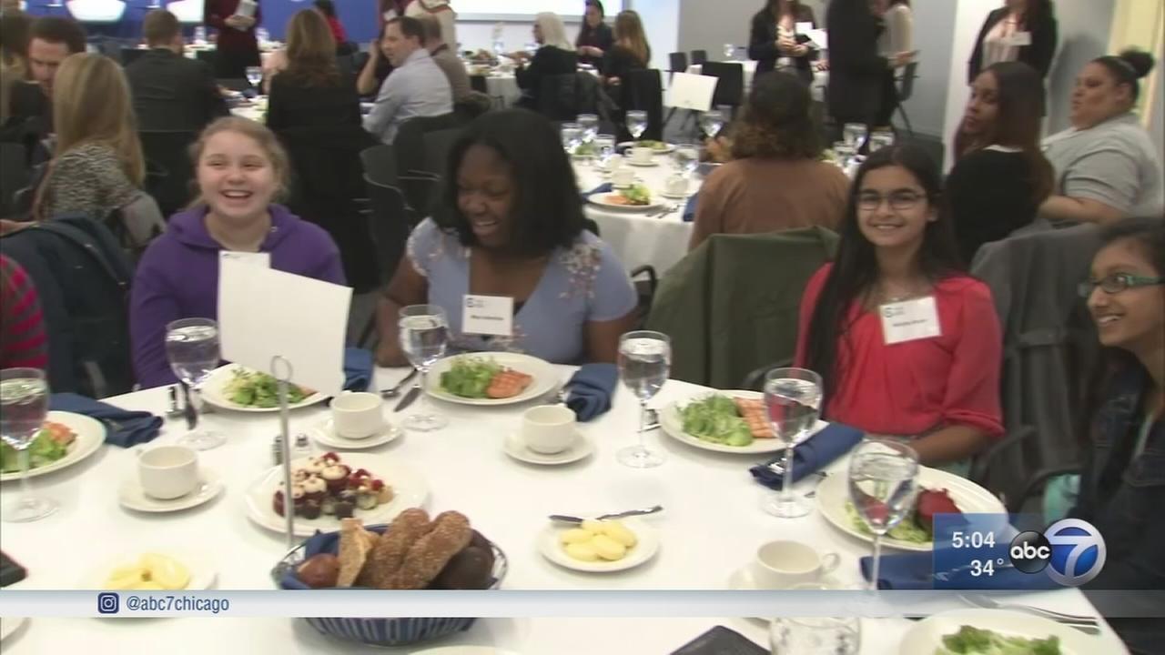 Chicago celebrates International Womens Day