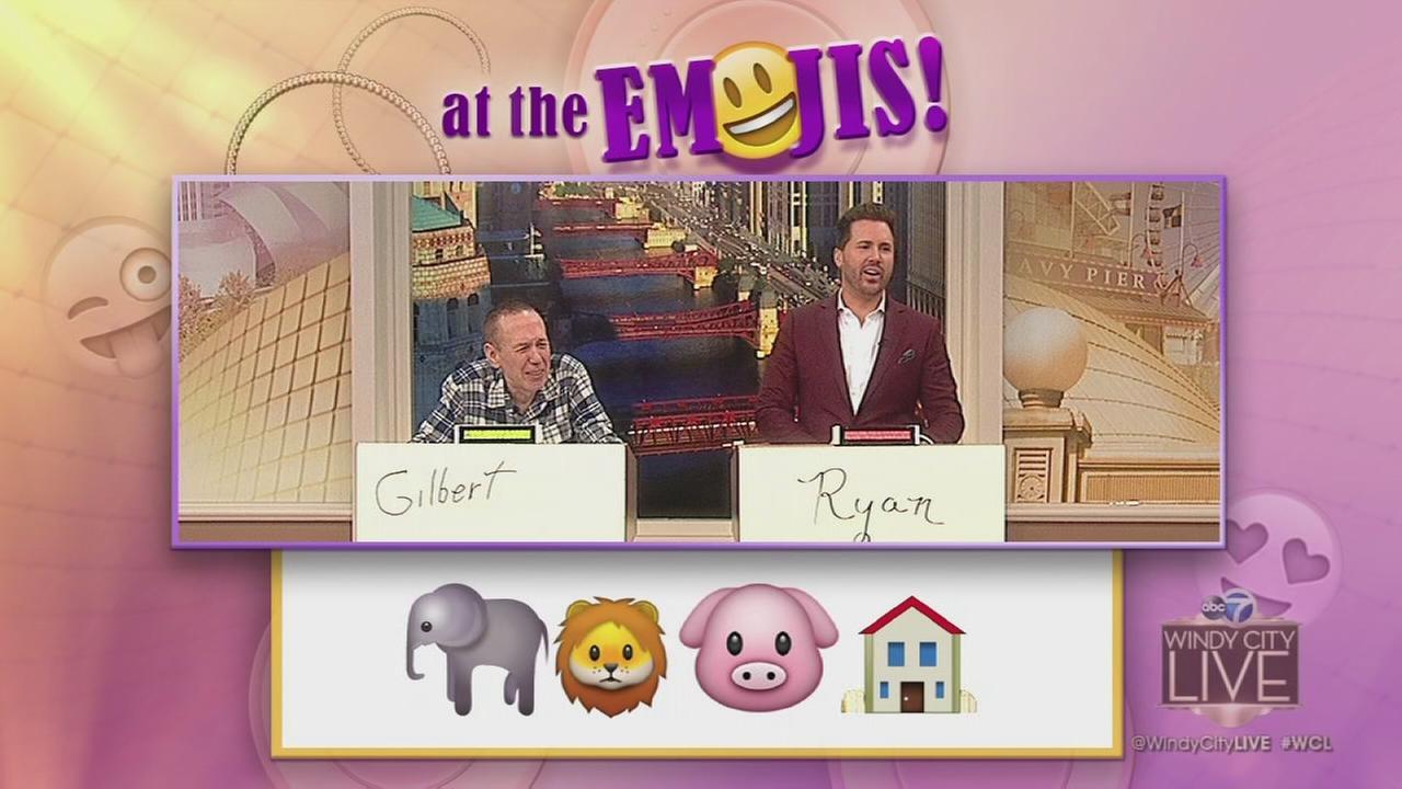 Gilbert Gottfried plays At the Emojis