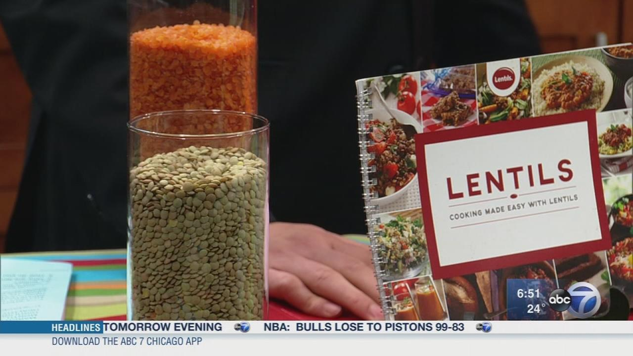 Celebrate National Nutrition Month with recipes featuring lentils