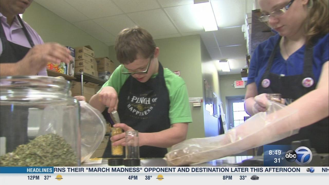 Oswego Spice Shop serves up opportunities for adults with disabilities
