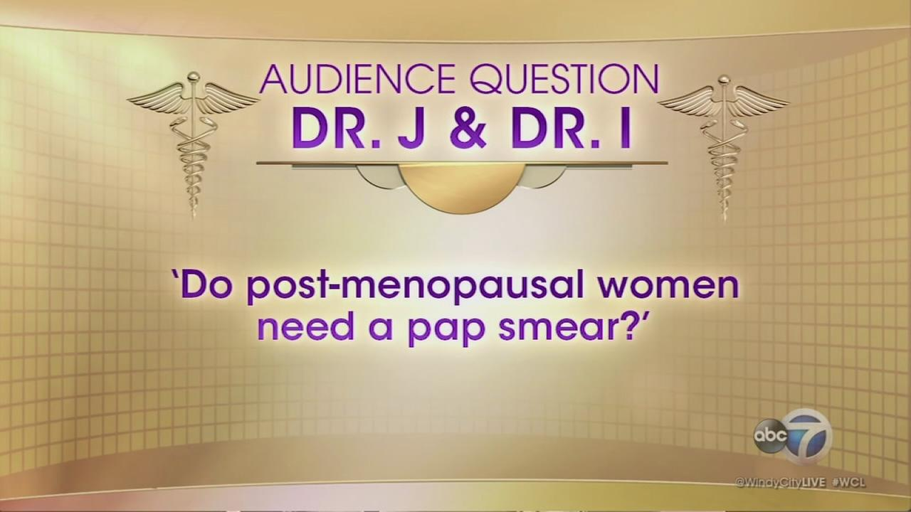 Dr. J and Dr. I answer Qs about womens health