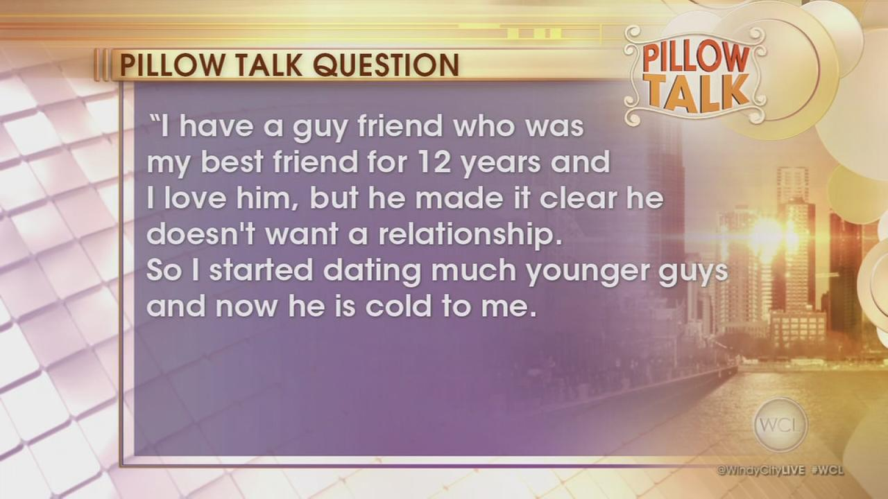 Pillow Talk: Repairing a friendship
