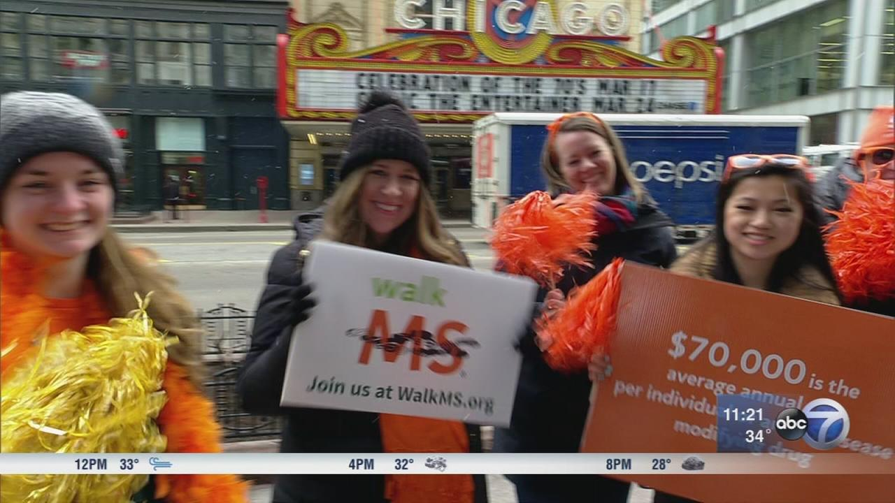 MS Awareness Week celebrates those with multiple sclerosis