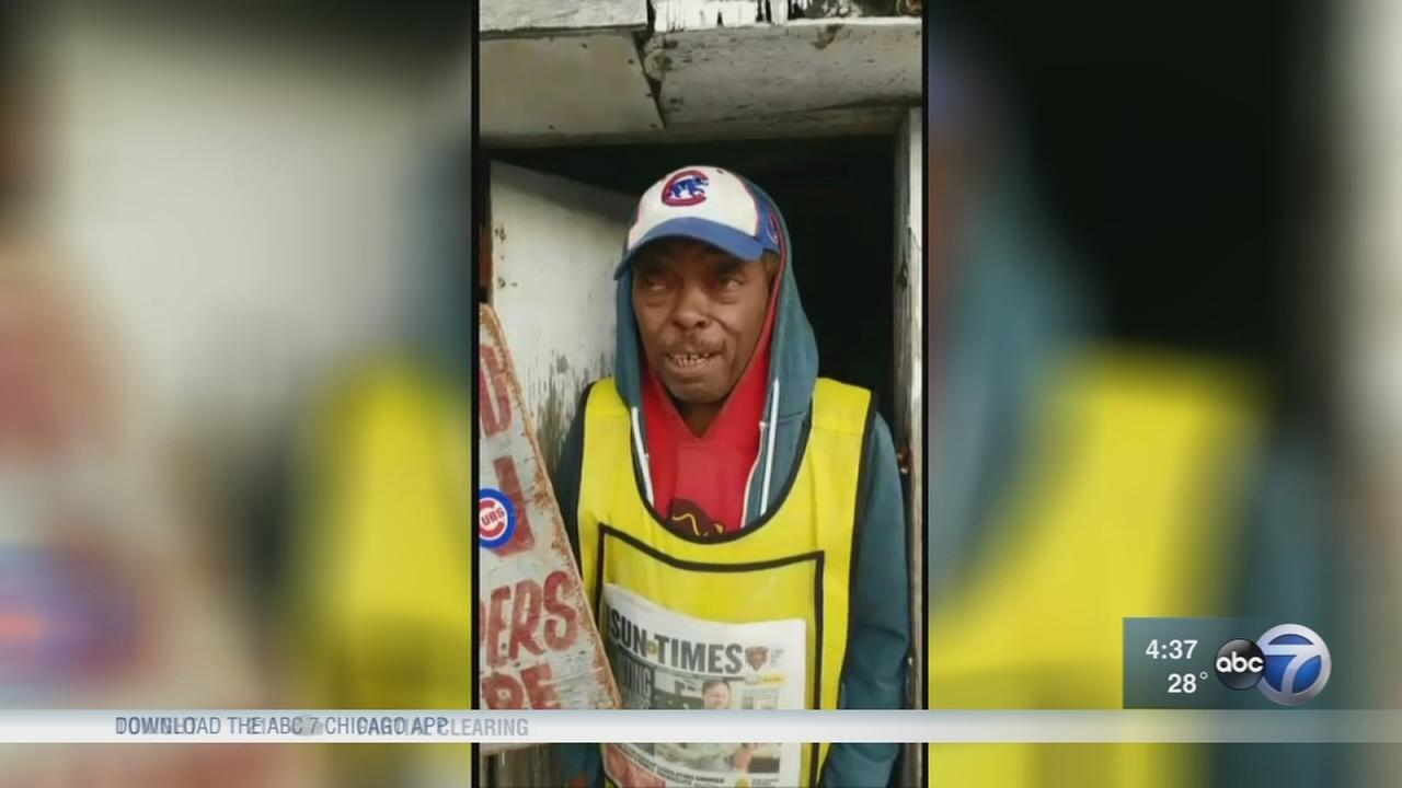 Chicago cop honored for helping homeless vet rebuild his life