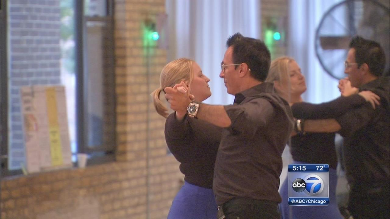 Latin dance grows in popularity