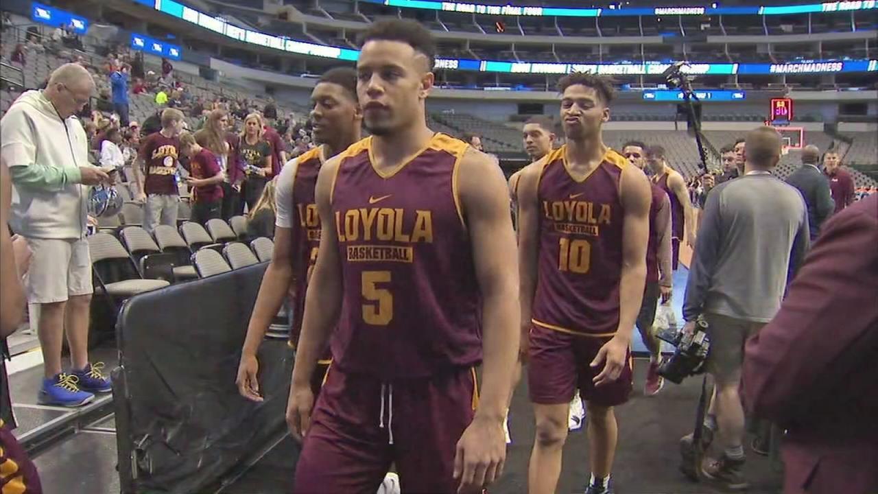 Loyola faces tough Miami team in NCAA Tourney