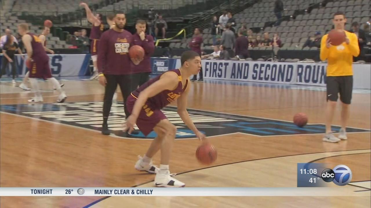 Loyola Ramblers to play first NCAA Tournament game Thursday