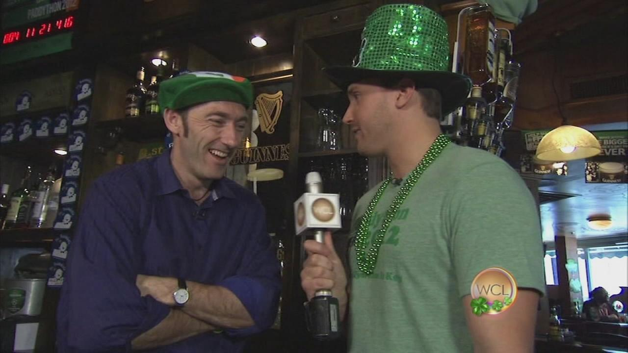 2 Minute Warning: St. Patricks Day
