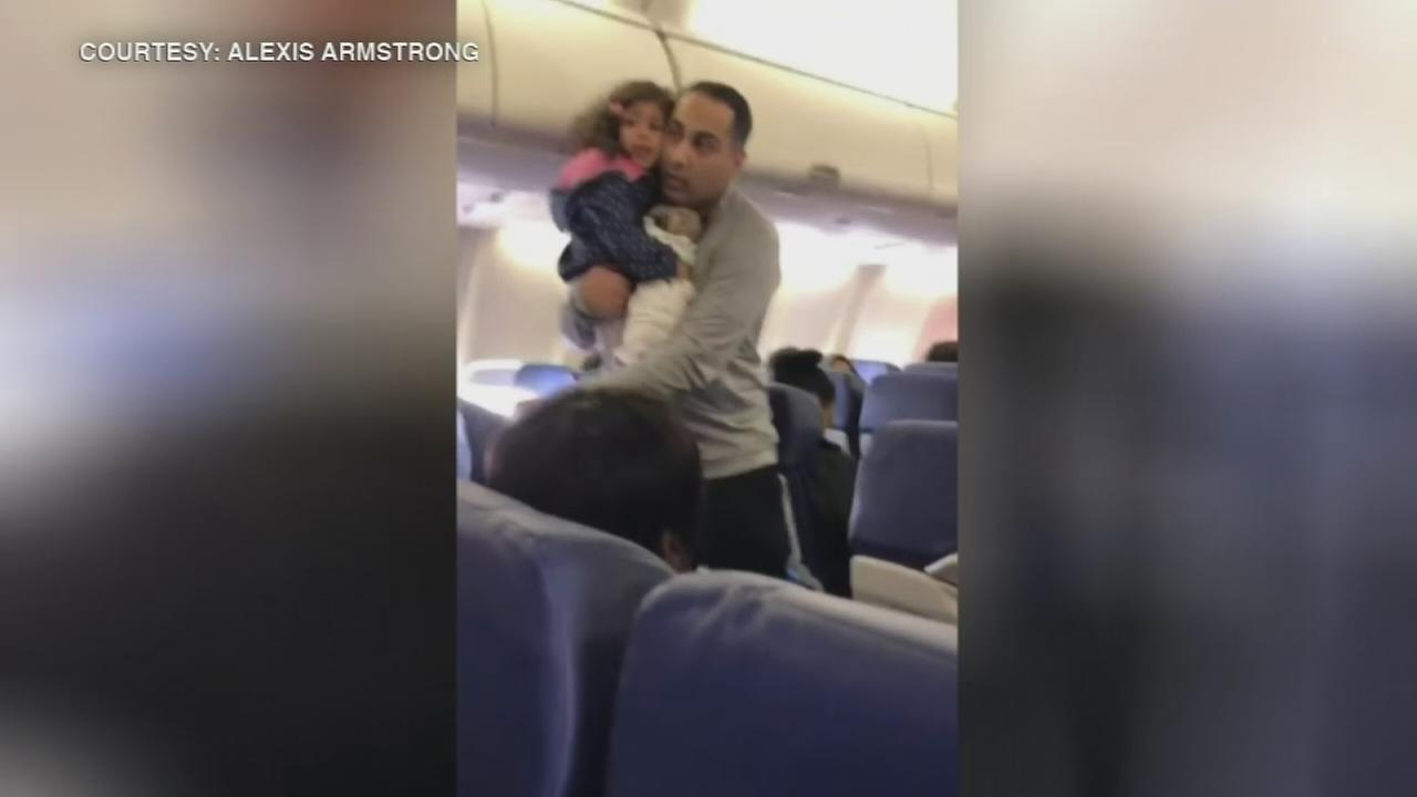 Family kicked off Southwest flight in viral video