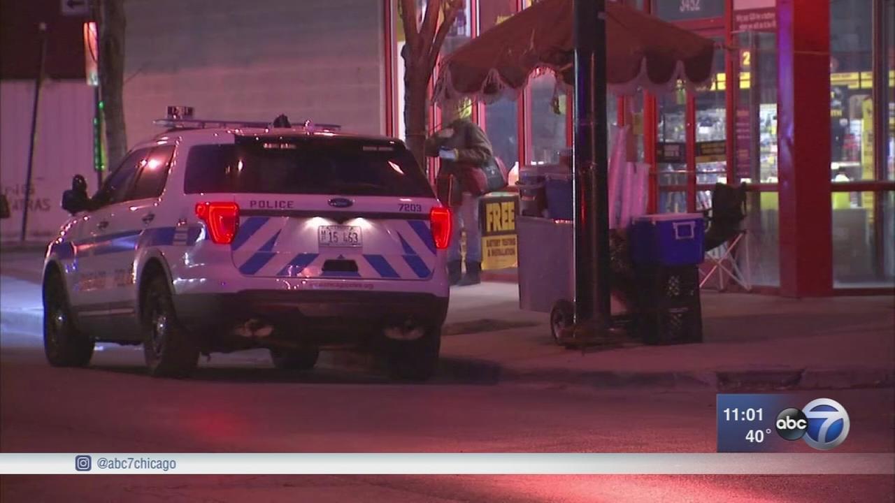 Police investigate armed robbery spree in Albany Park