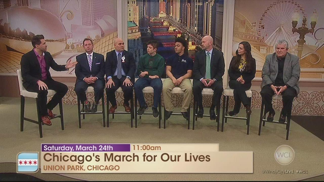 Chicago?s March for our Lives, Part 1