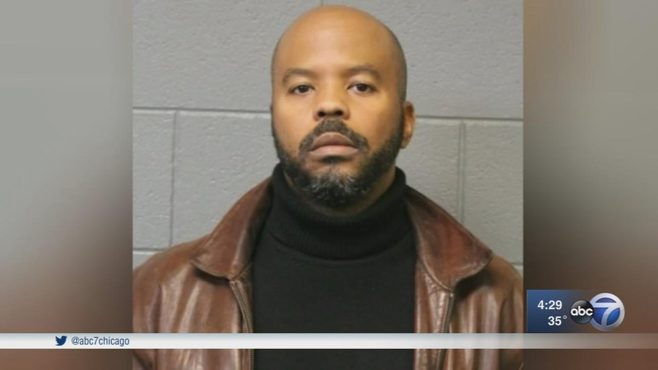 Chicago cop accused of sexually assaulting suspect in custody