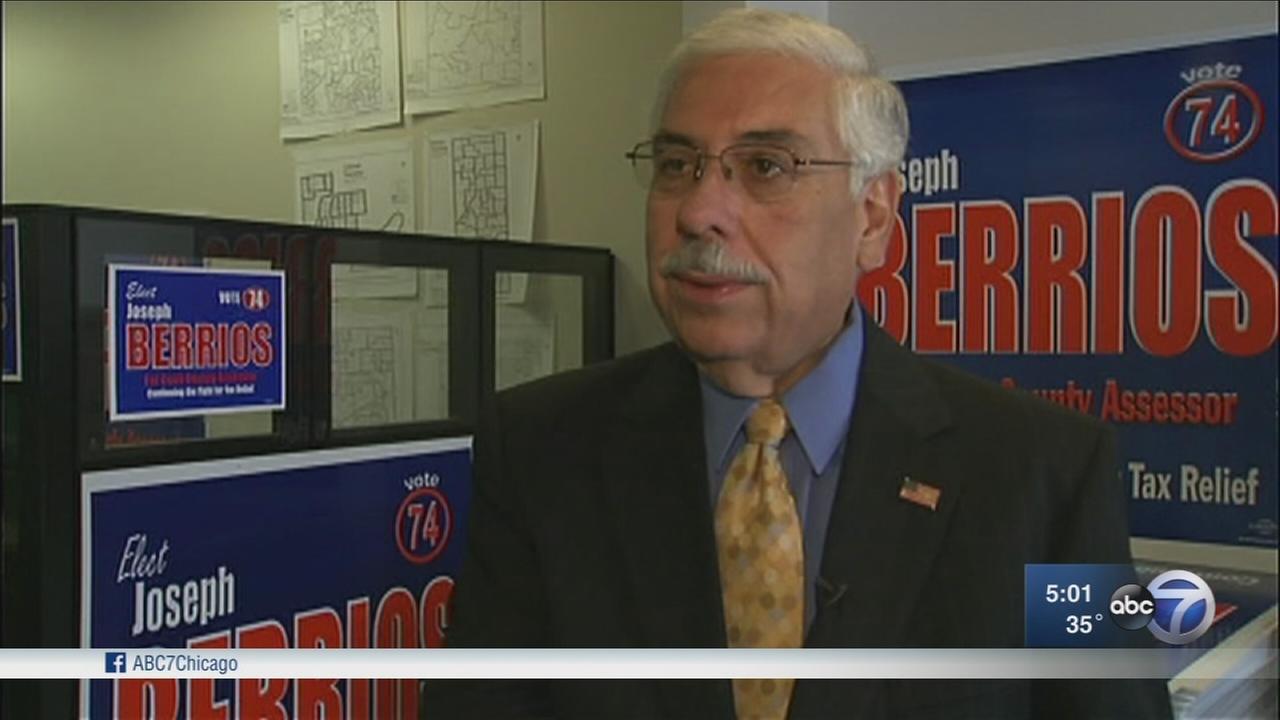 Joe Berrios faces 2 challenges in assessors race