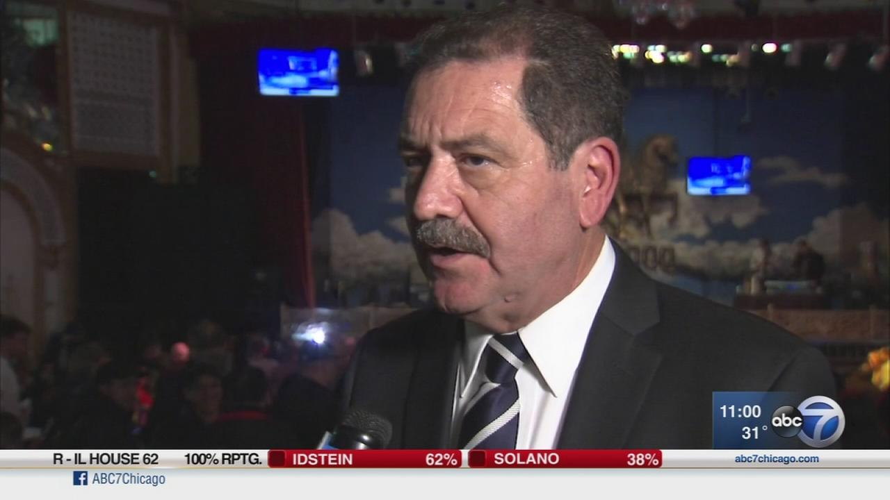 Jesus Chuy Garcia wins Illinois 4th Congressional District