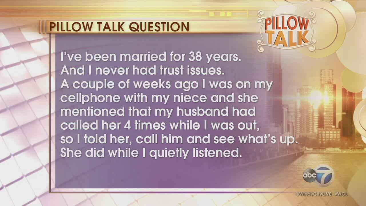 Pillow Talk: Husband harassed niece