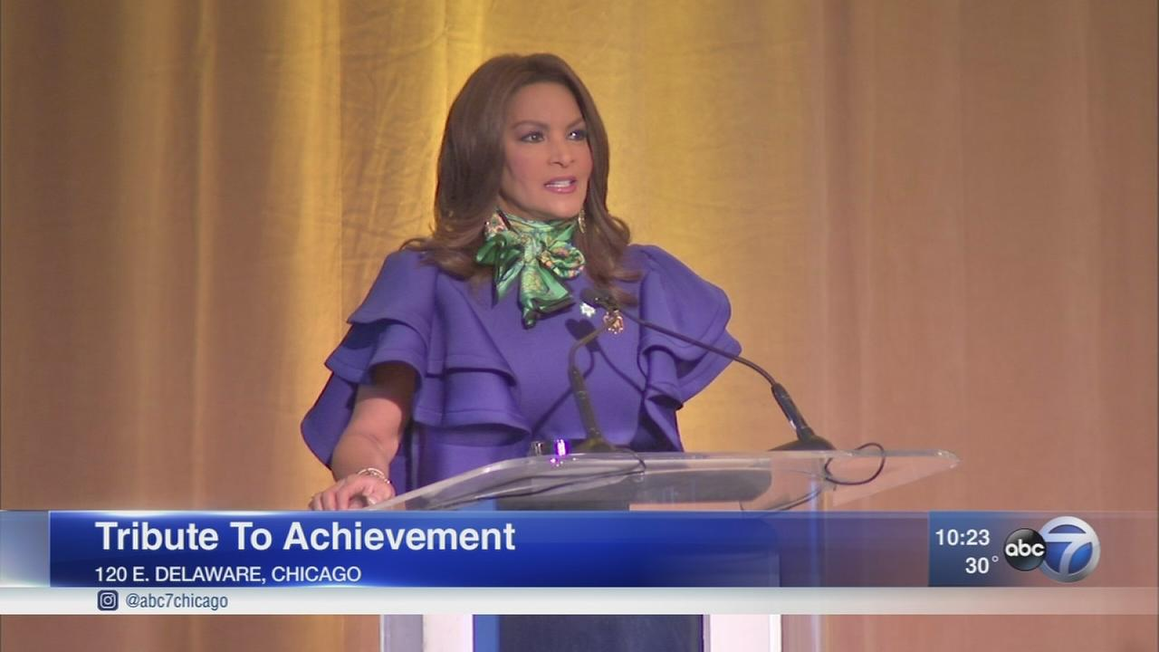 Girl Scouts hold annual Tribute to Achievement dinner