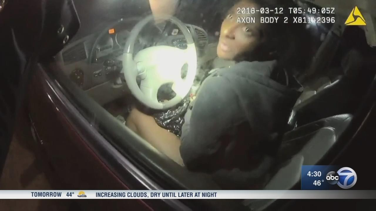 Elgin police release body camera video of officer-involved shooting on I-90