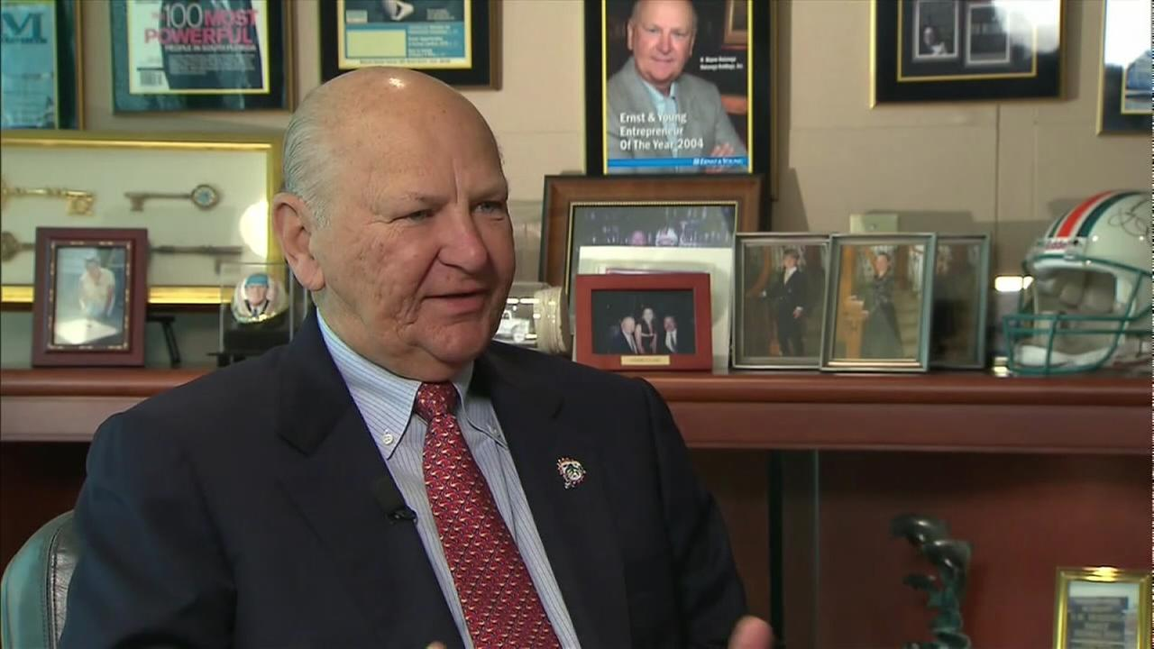Wayne Huizenga dies at 80