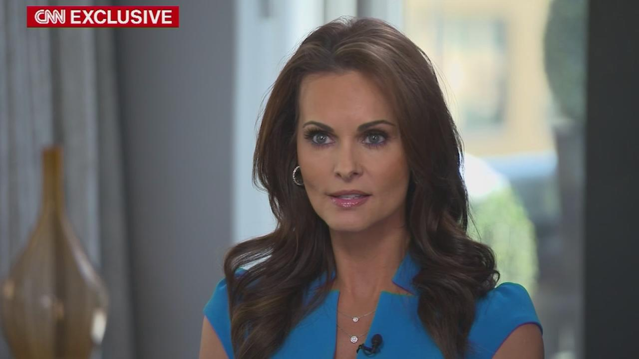 Karen McDougal says Trump tried to pay her for sex