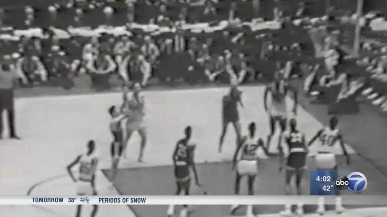 55th anniversary of Loyola winning NCAA tournament