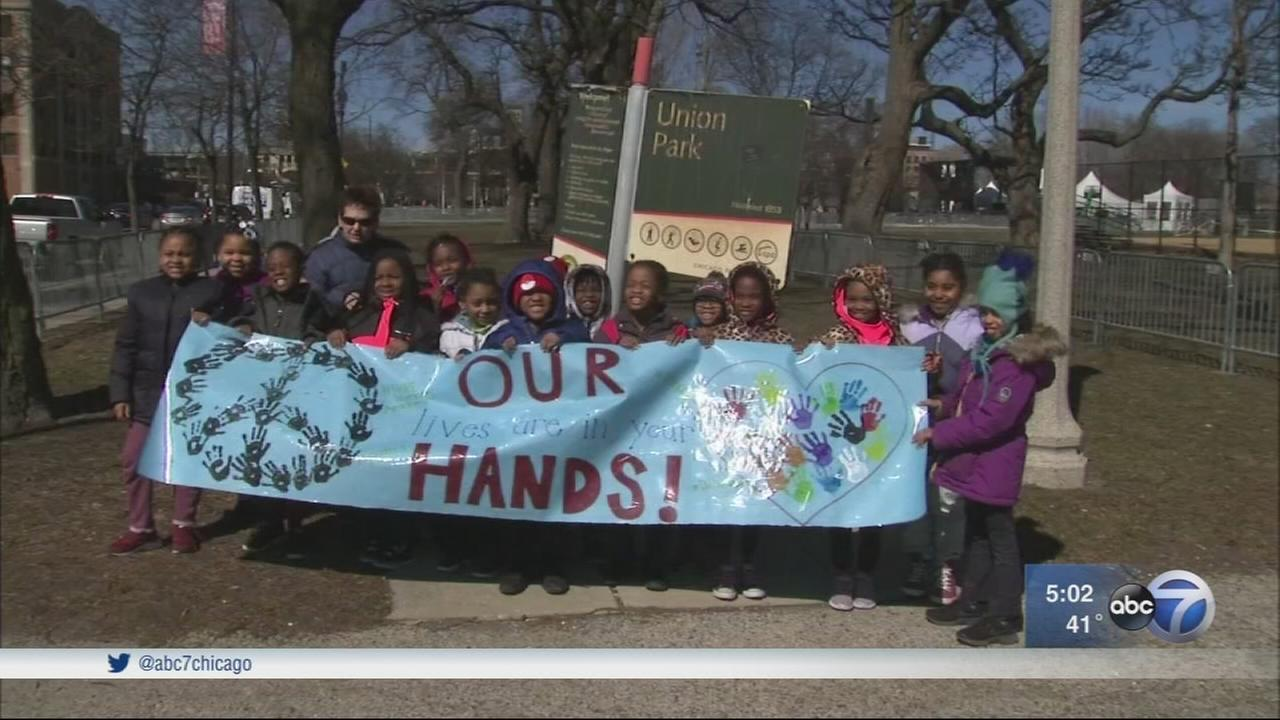 March for Our Lives: Chicago students travel for rally, could be largest march in history