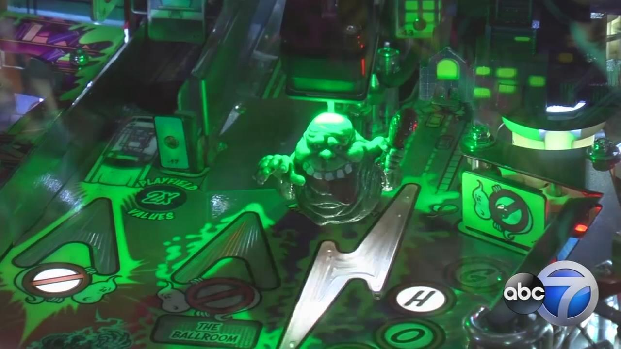Pinball wizards compete in Chicago
