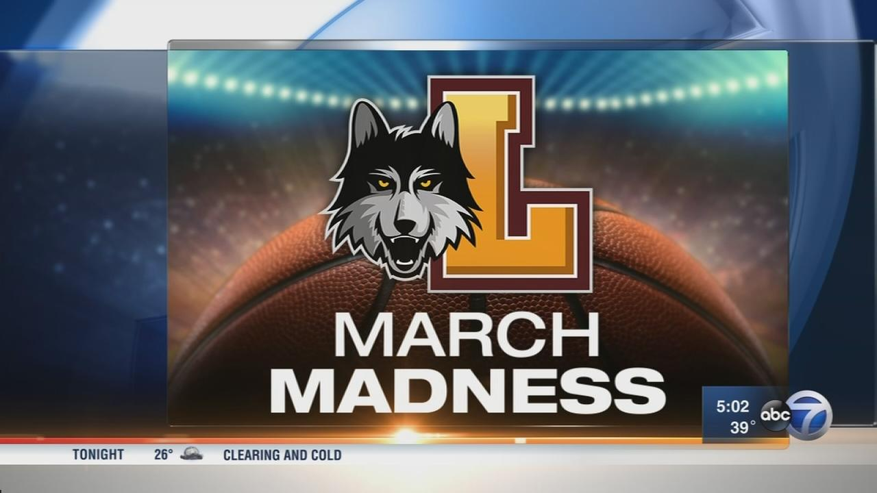 Loyola Ramblers advance to Elite 8