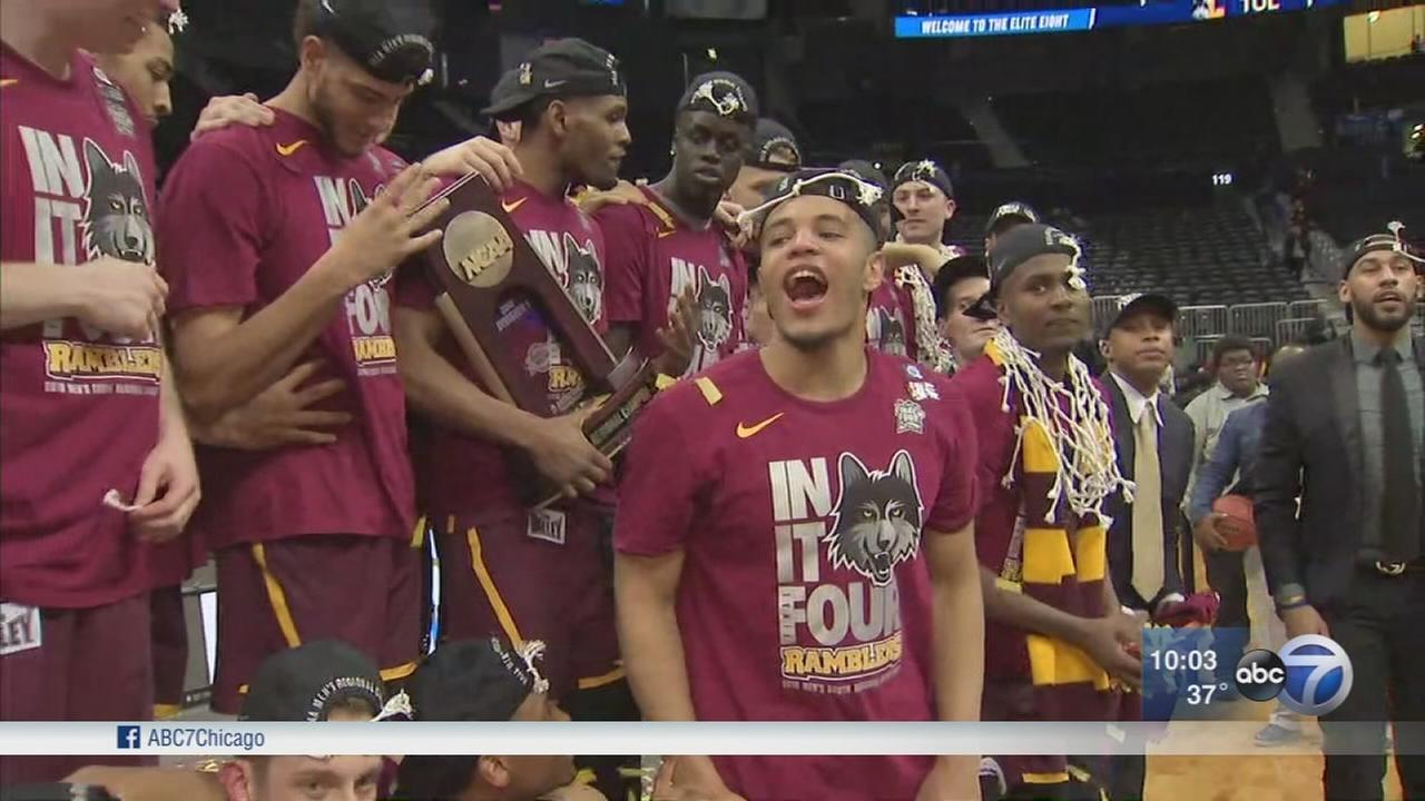 Loyola Ramblers make Final Four