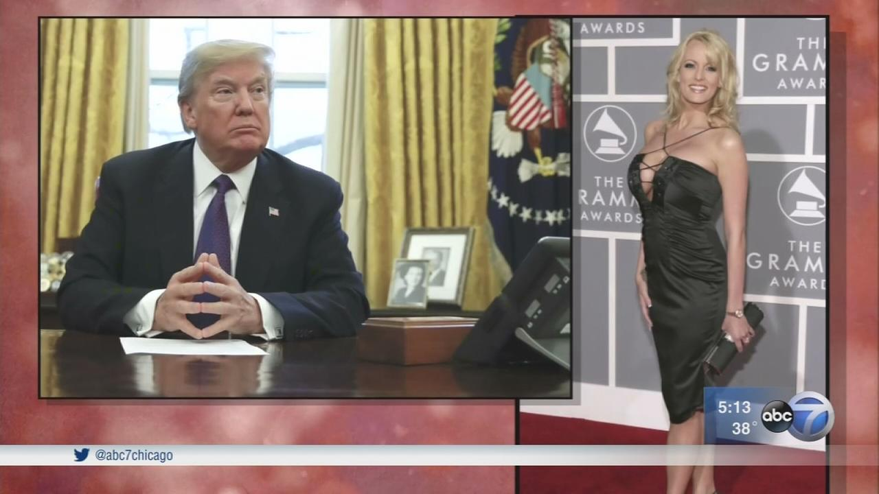 Stormy Daniels interview to air Sunday