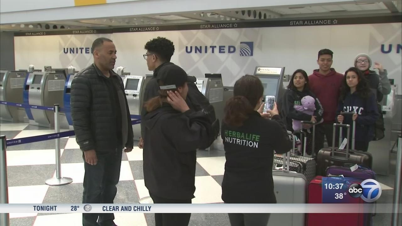 CPS students depart for Puerto Rico