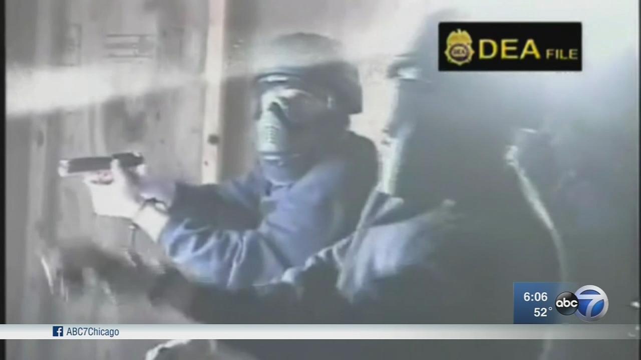 Drug enforcement agency beefs up front line troops in Chicago