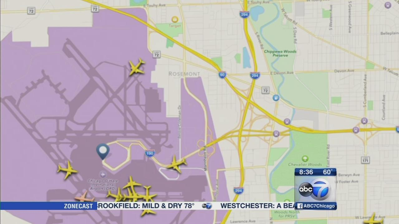 Some flights resume after ground stop at OHare, Midway