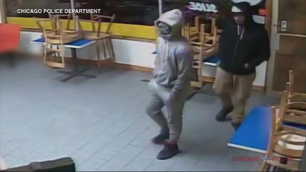 Surveillance video released in SW Side robbery
