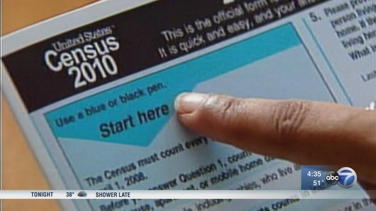 States sue over citizenship question on 2020 census