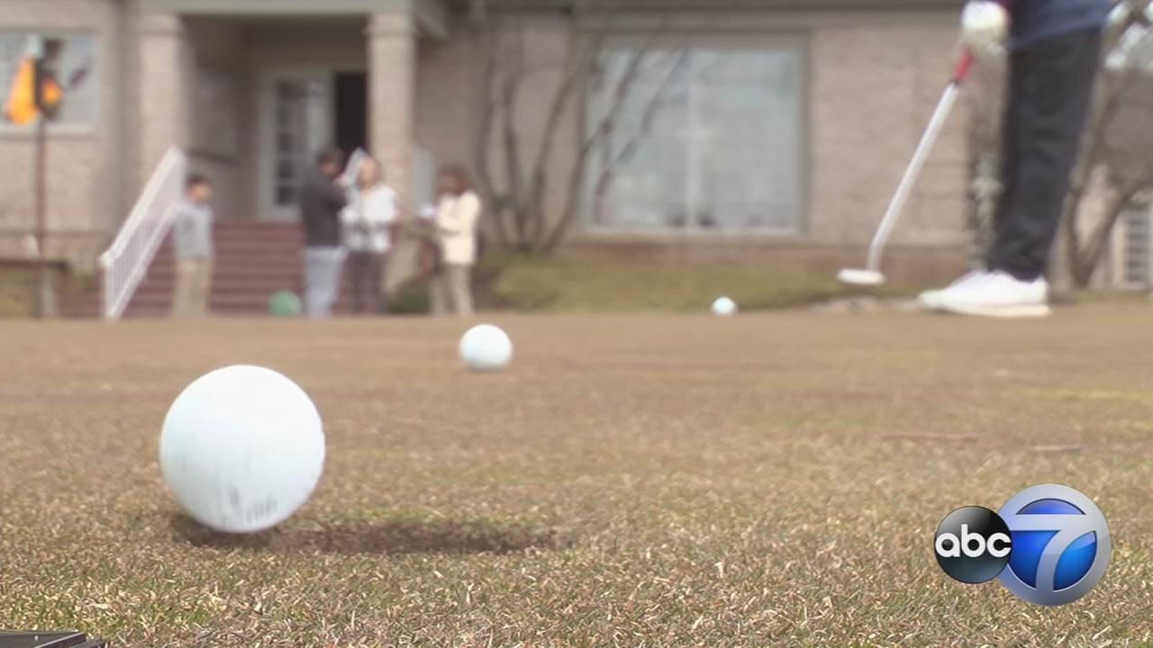 Naperville teen golfer competes at Augusta National