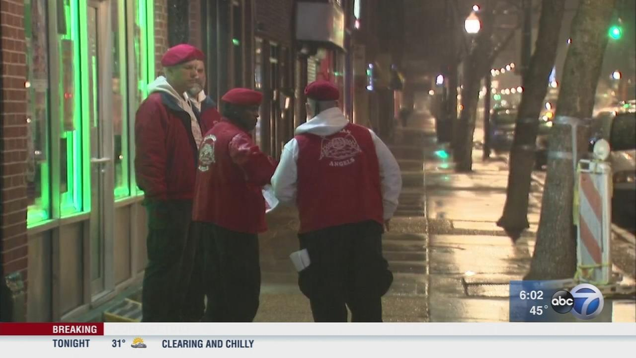 Guardian Angels canvassing Little Village after sex assault