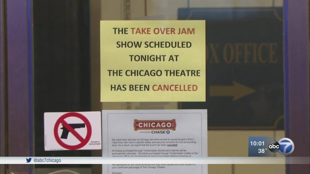 WGCI?s ?Take Over Jam? canceled due to security concerns