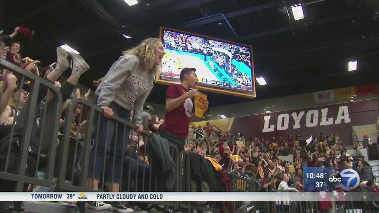 Loyola Ramblers end NCAA tournament run