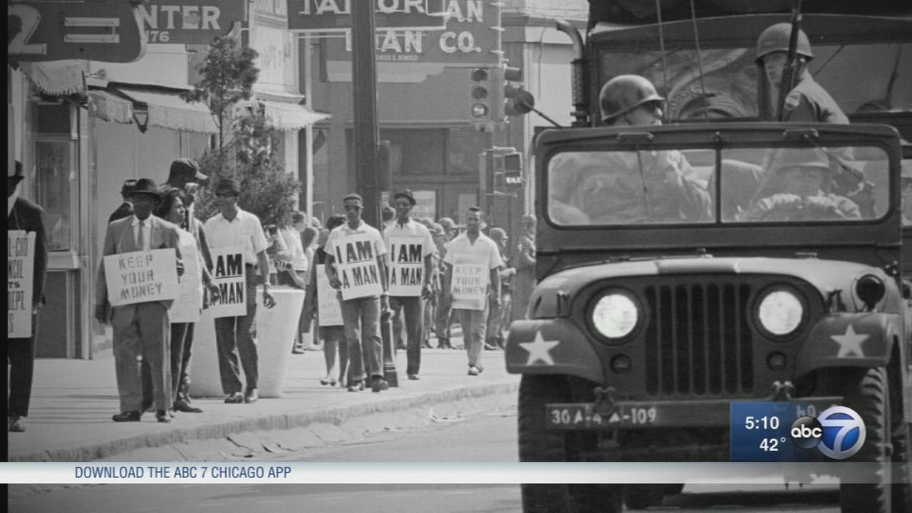 Worker who marched with Martin Luther King, Jr., remembers his legacy
