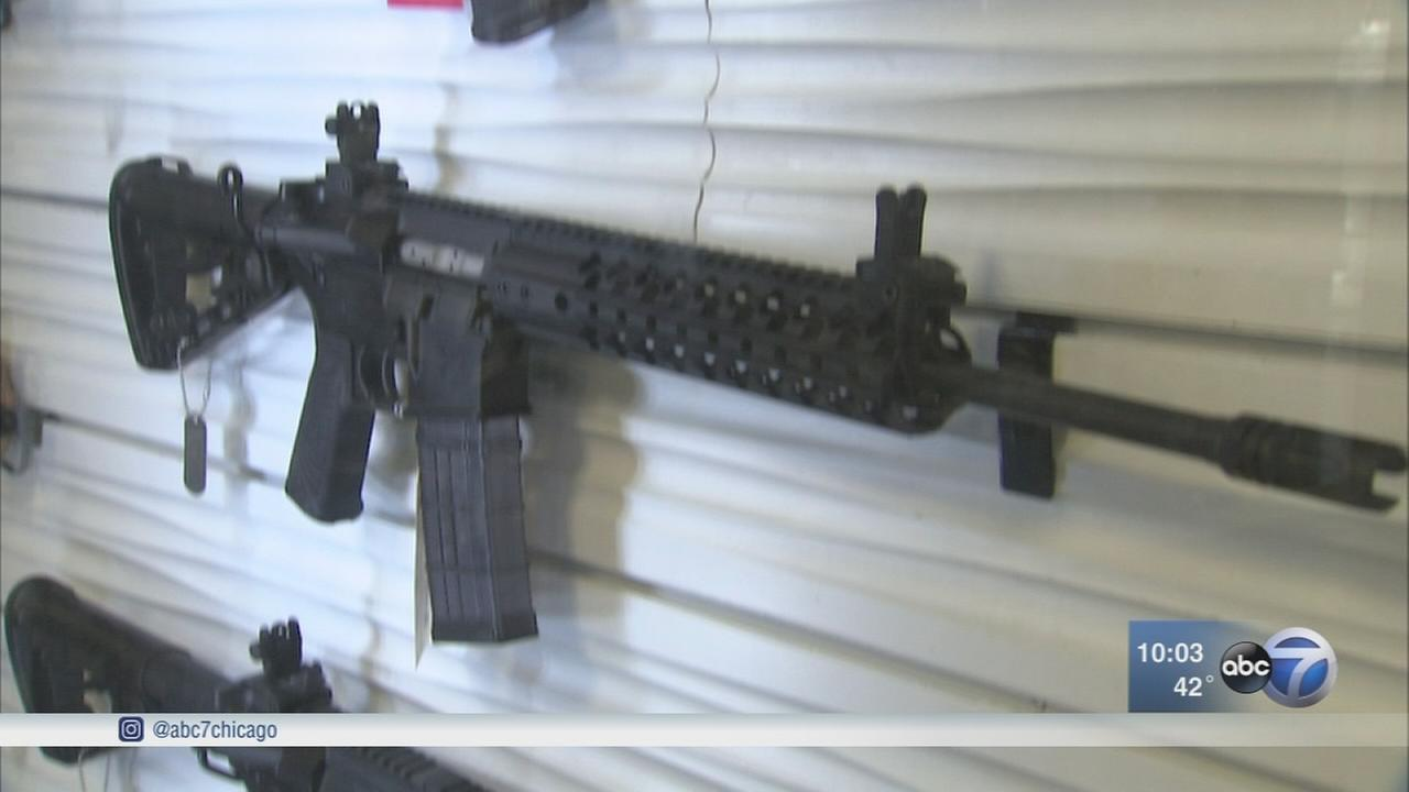 Deerfield Village Board bans some assault weapons