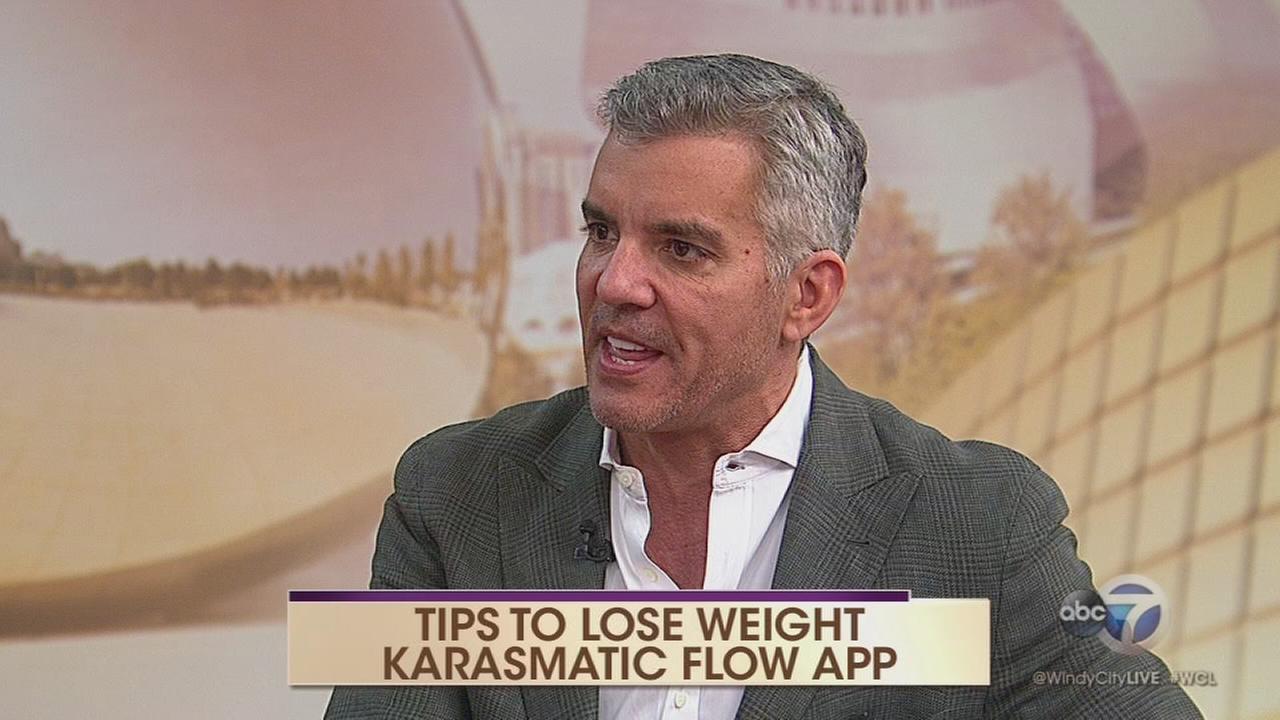 Celebrity trainer Jim Karas shares work-out tips for spring