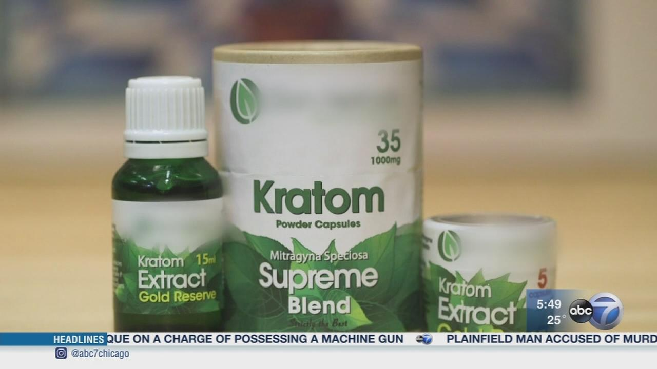 Consumer Reports: Dangers of kratom supplements
